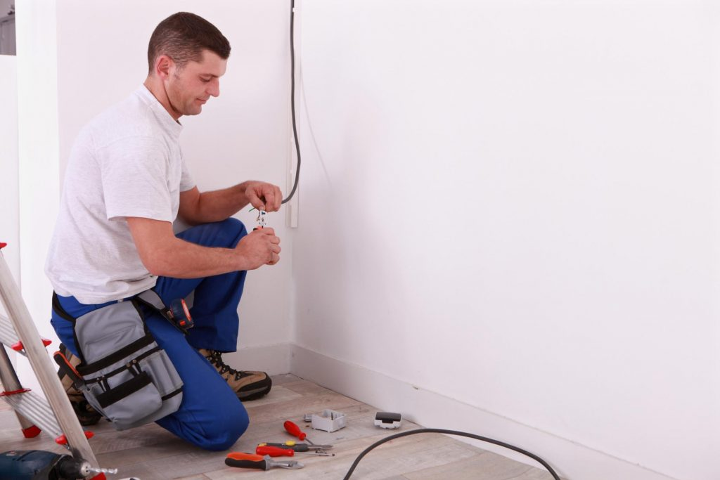 licensed residential electrician erie pa